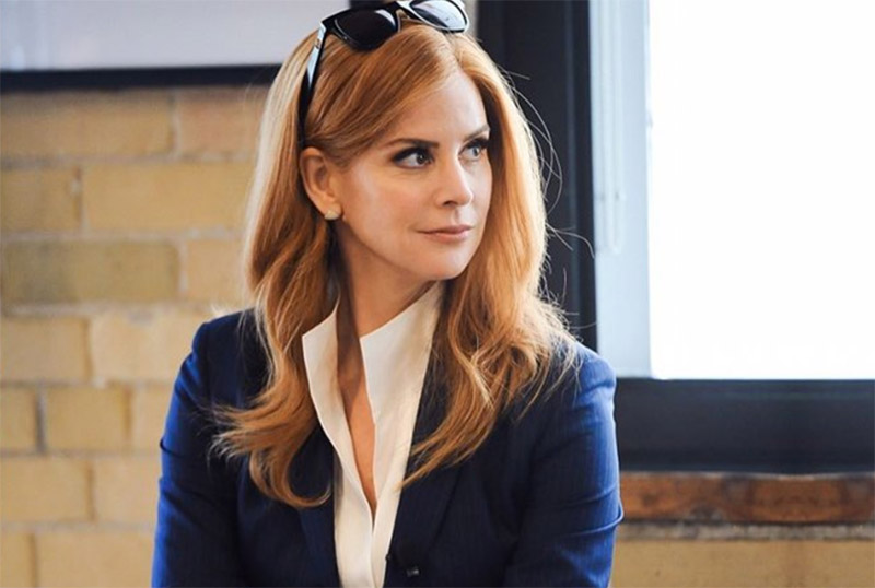Sarah Rafferty Suits suit custom suit bespoke suit made to measure made 2 measure